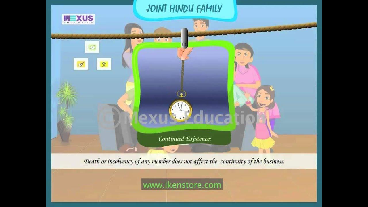 Joint Hindu Family Youtube