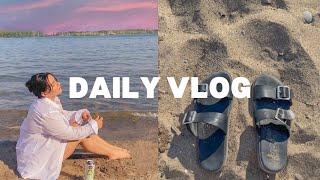 VLOG: Bff Visits, Beach Day, Shopping, Bubble Tea