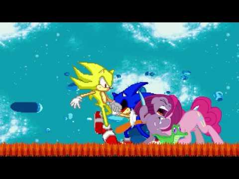 AN Mugen Request #653: Sonic & Pinkie Pie VS Sonic.exe & Pinkamena