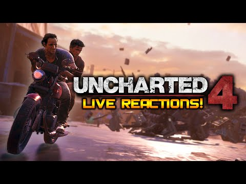 Uncharted 4 Walkthrough Part 1 opening E3 gameplay lets ...