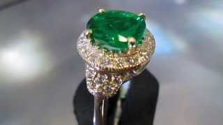 Zamrud, Emerald ( Colombia ) 5.28 carats