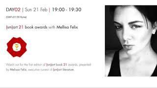 Mellisa Felix | smart book award | at (sm)art 21