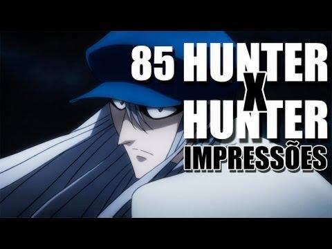 OtaNippon - Hunter x Hunter 85: Impressões