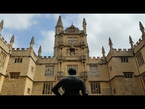 Places to see in ( Oxford - UK )