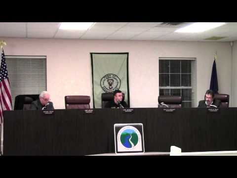 Deerpark Town Board Meeting - February 4, 2013