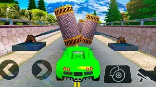 Speed Bump Crash Challenge 2019 #2 (Deadly Race Car Racing) Android Gameplay