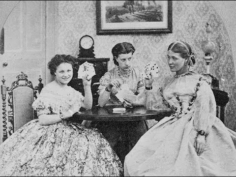 The Earliest Photographs of Victorians Smiling: Part 4 (1850's/1860's)