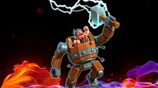 ELECTRIC HAMMER! BH5 Gameplay | Clash of Clans