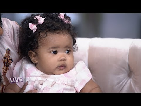 Princess Love and Ray J Debut Baby Melody and Discuss Their LHHH Future