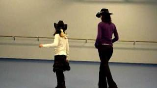 DEVIL IN DISGUISE line dance