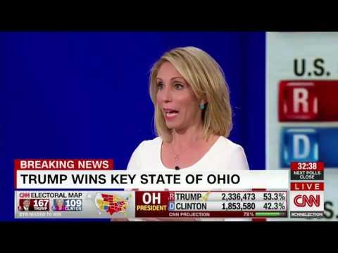 DONALD TRUMP WINS OHIO  CNN PROJECTS   YOUTUBE