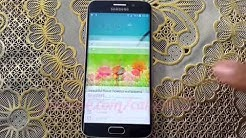 How to access downloads on Samsung Galaxy S6 or S6 Edge