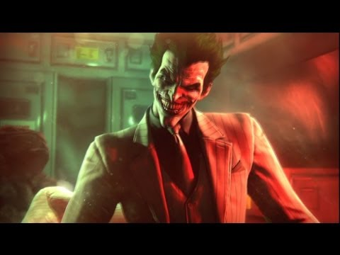 Batman Arkham Origins: Joker Meets The Bat