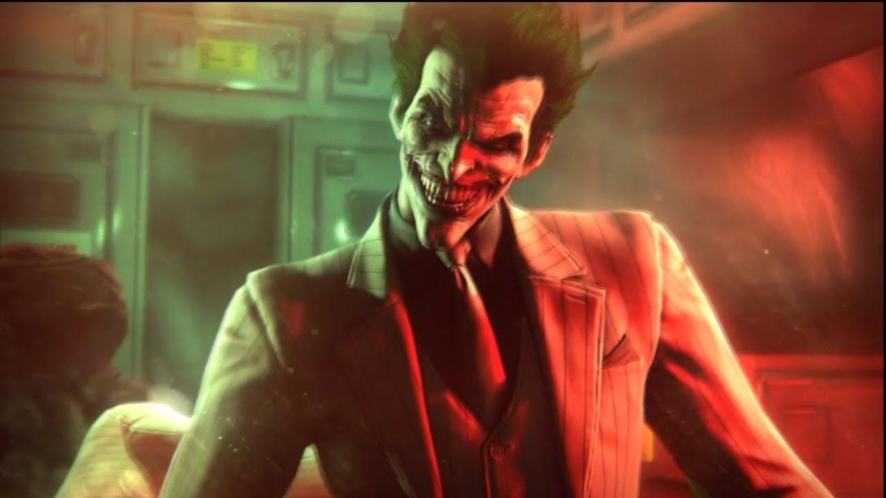 Batman arkham origins joker meets the bat youtube voltagebd Images
