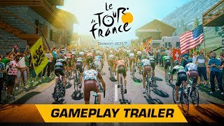 Tour De France 2017 - Gameplay Trailer (Français)