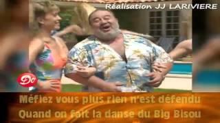 CARLOS   BIG BISOUS I JJ Karaoké - Paroles