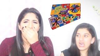 تحدي الحلاوة  المعفنة مع أختي !!  | Bean Boozled Challenge