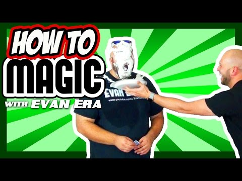 Thumbnail: 8 MAGIC PRANKS - HOW TO MAGIC!