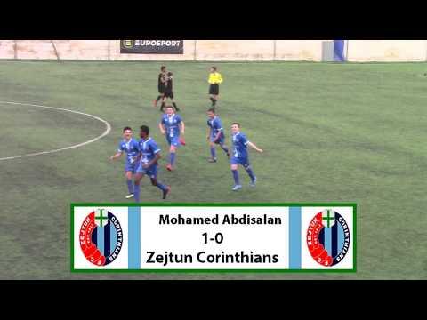 15s - Secion D - Zejtun Corinthians vs Sirens