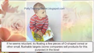 How to Potty Train a Boy Fast! ~ POTTY TRAINING BOYS