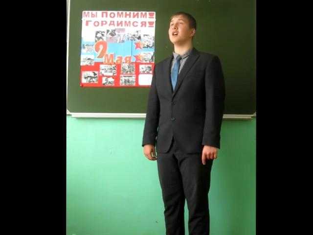 Изображение предпросмотра прочтения – РусланГаньшин читает произведение «Десятилетний человек» С.В.Михалкова