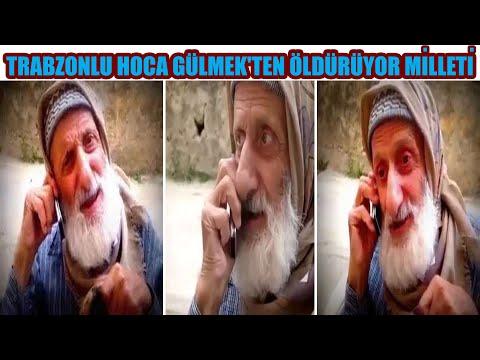 Trabzonlu Hoca Gülmek'ten Öldürüyor Milleti {Sonuna Kadar İzlemelisiniz}