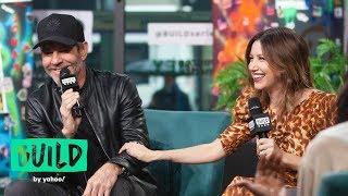 "Dennis Quaid & Ashley Tisdale Chat About Netflix's ""Merry Happy Whatever"""