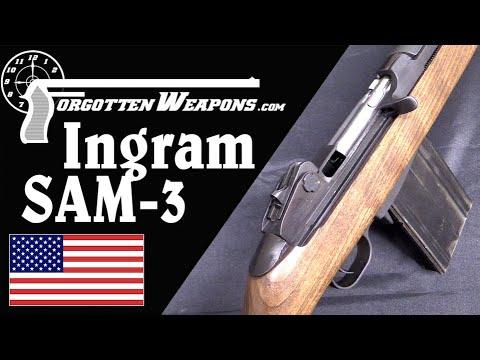 Gordon Ingram's Westarm .308 Battle Rifle