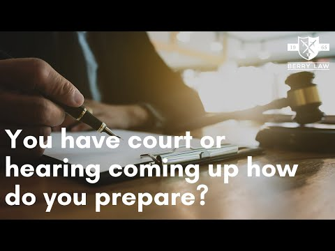 How to Prepare for Court in Omaha | Omaha Defense Attorneys