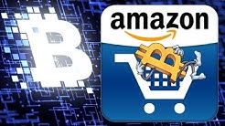 You Can Now shop with Bitcoin at Amazon!