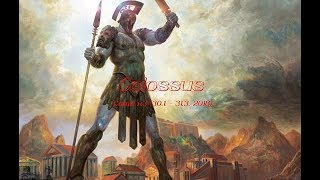 Travian Kingdoms Com2x3 - Colossus (30.1.- 31.3. 2018)