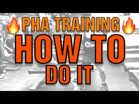 PHA TRAINING | HOW TO DO IT | ULTIMATE FAT LOSS WORKOUTS
