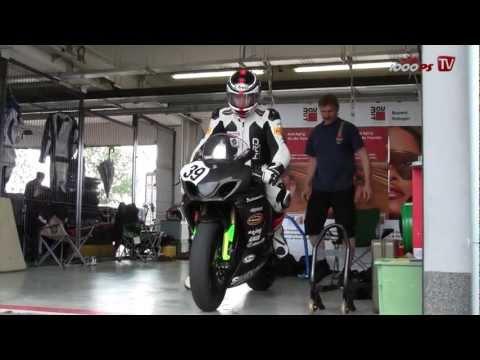 GSX-R Challenge 2012 - Lauf 1 / Slovakiaring