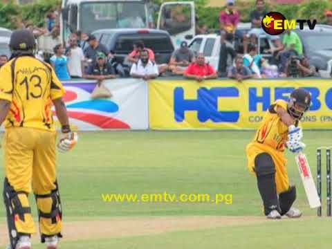 Cricket: Team East Asia Pacific Falls Short