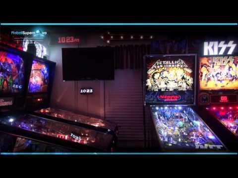 Pinball Mods # 19 : Pac-Man Clock : Raw Thrills