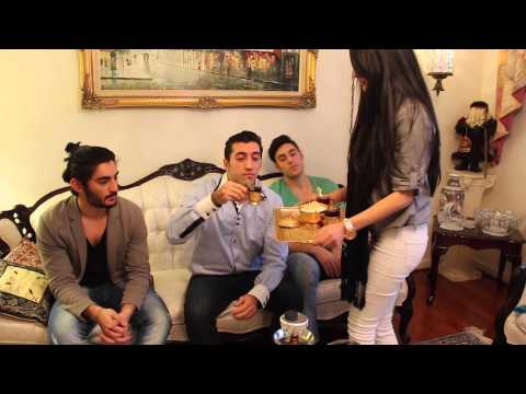 The Khastegari - UMBC's PSA 2014 Yalda Night Short Video