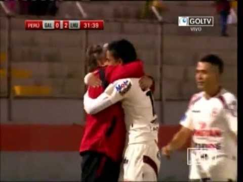 Video Goles: Jose Galvez FBC 2-6 Leon de Huanuco ::Copa Movistar 2013 Fecha 9:: [13/04/13]