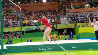 Aliya Musatfina -  Uneven Bars Final  - 2016 Rio Olympics Games