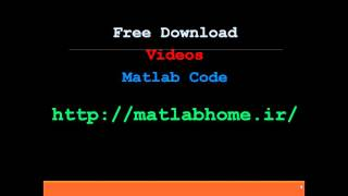 Particle Swarm Optimization Matlab Code Example
