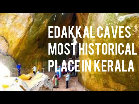 Amazing history and beautiful scenery - Review of Edakkal Caves ...