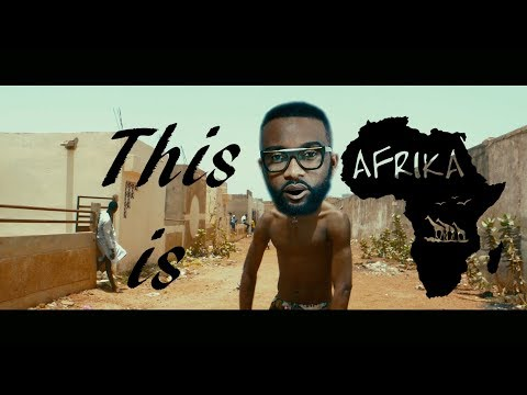 "Axel Merryl - ""THIS IS AFRICA""  Prod Mill H and Cheetah Boy [ Subtitles in english ]"