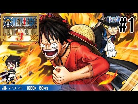 One Piece Pirate Warriors 3[1]: บทใหม่เริ่มต้น กลุ่มหมวกฟางออกลุย!