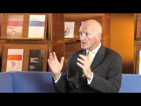 Edwin Cameron on HIV in South Africa