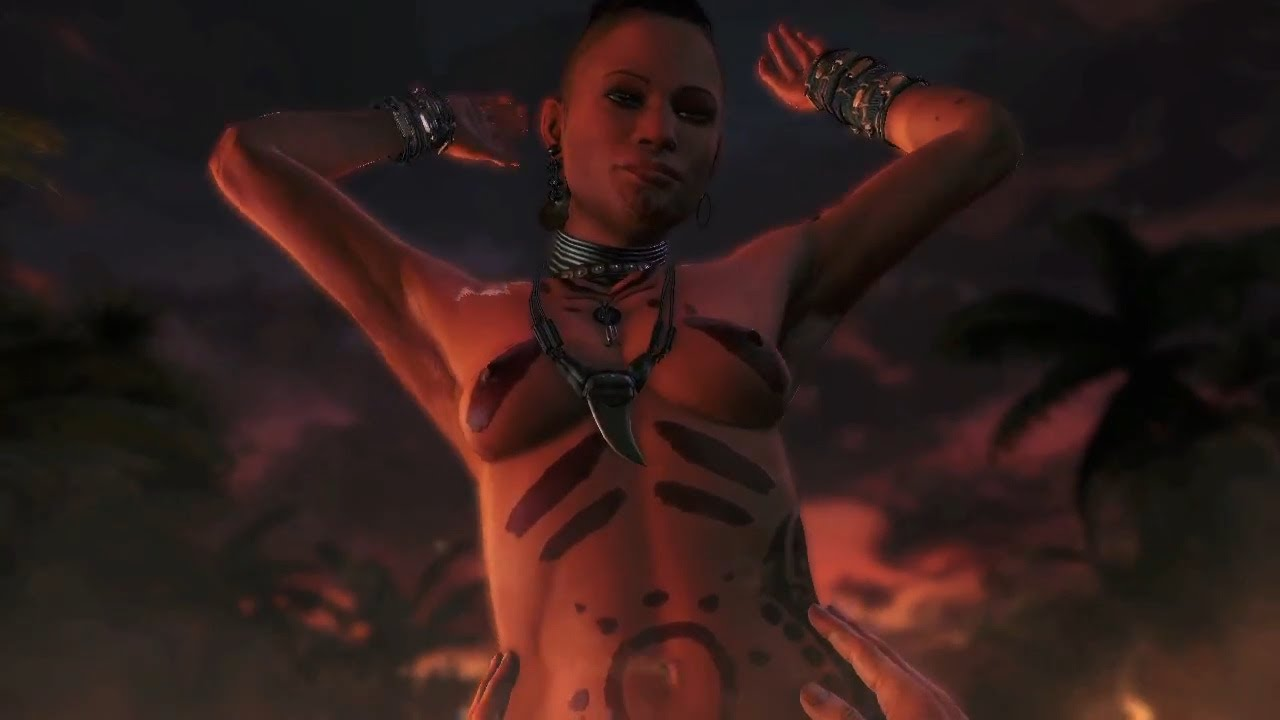 Far cry 4 sexy yuma