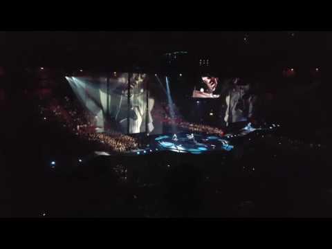 Muse LIVE in Stockholm globe 11.06.2016