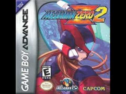 Megaman Zero 2:Departure (Intro Stage Music)