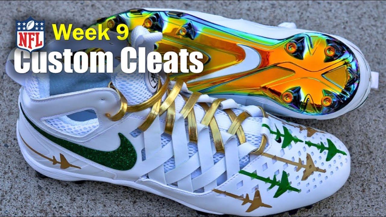 BEST Football Cleats 🎨 in the NFL