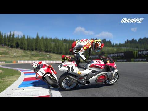 MotoGP 19 Crash Compilation | 500cc 2-STROKE | Ten Minute #111 |