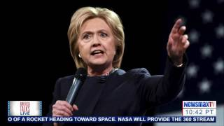 Video 'Shattered' Author: Ill-Tempered Hillary Unwilling to Go Out, Persuade Voters download MP3, 3GP, MP4, WEBM, AVI, FLV Oktober 2017