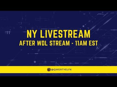 Forex Trading Livestream - NY To London Close - 22 Sep 2020